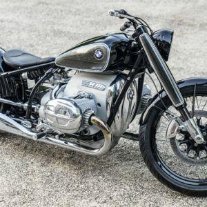 BMW Motorrad Concept R18 - Custom Bike