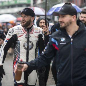 FIM Superbike World Championship, Imola: Tom Sykes (BMW Motorrad WorldSBK Team), BMW S 1000 RR, BMW Motorrad Motorsport