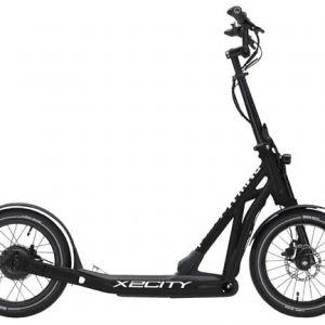 BMW Motorrad X2City, schwarz