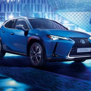Lexus UX 300e: Erstes batterieelektrisches Serienfahrzeug von Lexus