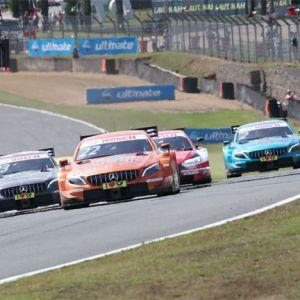 DTM Brands Hatch; Lucas Auer, Mercedes-AMG C 63 DTM (Mercedes-AMG Motorsport DTM Team)