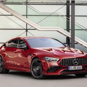 Mercedes-AMG GT 43 4MATIC+ 4-Türer Coupé