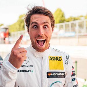 DTM, Brands Hatch: Daniel Juncadella, Mercedes-AMG C 63 DTM (Mercedes-AMG Motorsport DTM Team)