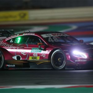 DTM, Misano: Edoardo Mortara, Mercedes-AMG C 63 DTM (Mercedes-AMG DTM Team)