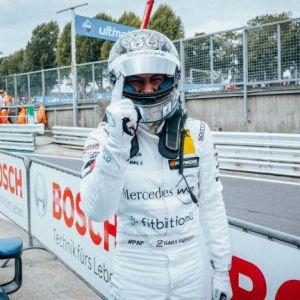 DTM Brands Hatch: Gary Paffett, Mercedes-AMG C 63 DTM (Mercedes-AMG Motorsport DTM Team)