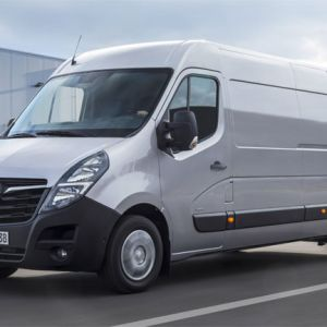 Opel Movano - Die neue Generation