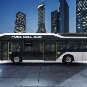 "Toyota Fuel Cell Bus ""Sora"""