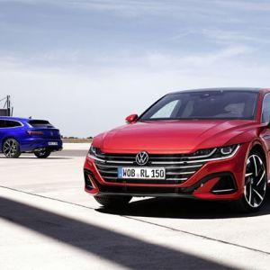 Volkswagen Arteon und Arteon Shooting Brake