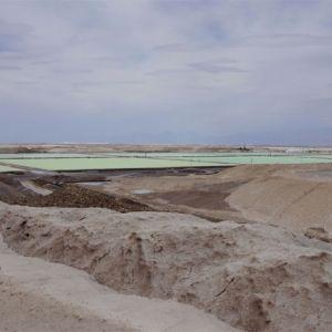 Erkundungsreise in die Lithium-Wüste von Chile (© Volkswagen AG)
