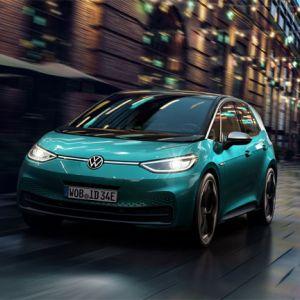 Volkswagen ID.3 Elektroauto mit ID. Light
