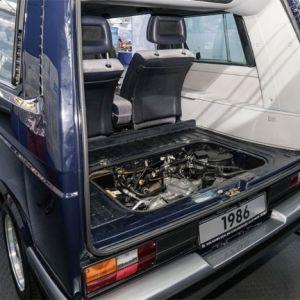 Wasserkühlung und Diesel im Bulli T3: Sechszylinder Wasserboxer von Tuner Oettinger mit 180 PS