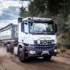 CharterWay: Gebündelte Leasinglösungen für Nutzfahrzeuge von Mercedes-Benz