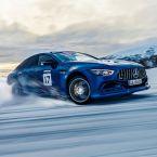 AMG Winter Experience: unvergessliche Fahrerlebnisse in Schweden