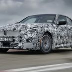 Das neue BMW 2er Coupé - Prototypenerprobung