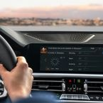 Alibaba Sprachassistent in BMW Fahrzeugen