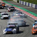 DTM Spielberg: Philipp Eng (AUT), SAMSUNG BMW M4 DTM (BMW M Motorsport)