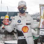 DTM in Assen (NED): Sheldon van der Linde (RSA), BMW Team RBM, #31 Shell BMW M4 DTM, BMW M Motorsport
