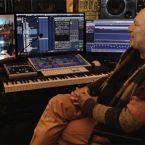 Komponist und Kurator Hans Zimmer und Renzo Vitale, Creative Director Sound BMW Group
