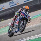 Internationale Deutsche Motorradmeisterschaft IDM 2021: BMW M 1000 RR. Ilya Mikhalchik (UKR). (Bild: © Dino Eisele // IDM)