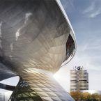 BMW Welt - BMW Group Hochhaus/ Konzernzentrale