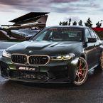 BMW M Award, MotoGP: Siegerfahrzeug BMW M5 CS