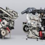 Vergleich BMW P48 Turbo-Motor vs. BMW M121 Turbo-Motor