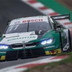 Brands Hatch: Marco Wittmann, BMW Team RMG, #11 Schaeffler BMW M4 DTM, BMW M Motorsport