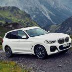 Der neue BMW X3 xDrive30e