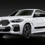 BMW X6 M Performance Teile