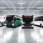 Family Shot Daimler Buses