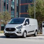 Ford Transit Custom Plug-In Hybrid mit 1.0-Liter EcoBoost