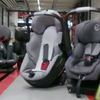 Kindersitztest: 20 Modelle im Test