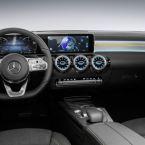 Mercedes-Benz A-Klasse, Interieur