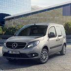 Mercedes-Benz Citan Night-Paket