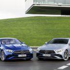 Mercedes-Benz und Mercedes-AMG CLS 53 4MATIC+