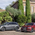 Mercedes-Benz GLC und GLC Coupé