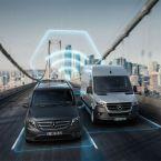 """Mit """"Eco Monitor"""" und """"Fahrstil Monitor"""" zu einer effizienteren und nachhaltigeren Fahrzeugflotte."""