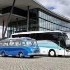 60 Jahre kompakte Reisebusse Setra S 511 HD und S 6