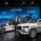 Mercedes-Maybach GLS 600 4MATIC verkörpert Luxus im SUV-Segment