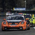 Porsche Carrera Cup Deutschland, Porsche 911 GT3 Cup, Spa-Francorchamps: Larry ten Voorde (NL)