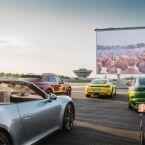 """Impression """"Klassik airleben im Stream"""" bei Porsche in Leipzig"""