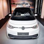 Volkswagen ID.3 zu Gast im Münchener Werksviertel