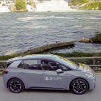 Volkswagen ID.3 fährt mit nur einer Batterieladung von Zwickau in die Schweiz