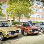 Volkswagen K70: Erster Volkswagen mit Wasserkühlung und Frontantrieb