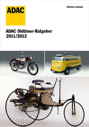 adac oldtimer ratgeber 2011 2012. Black Bedroom Furniture Sets. Home Design Ideas