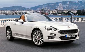 fiat 124 spider im winter ohne anzahlung. Black Bedroom Furniture Sets. Home Design Ideas