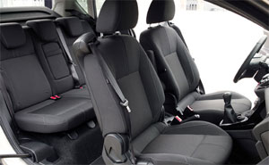 johnson controls liefert sitze f r den neuen ford b max minivan. Black Bedroom Furniture Sets. Home Design Ideas
