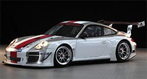 Rennauto Porsche 911 Gt3 R Feiert Weltpremiere In Birmingham
