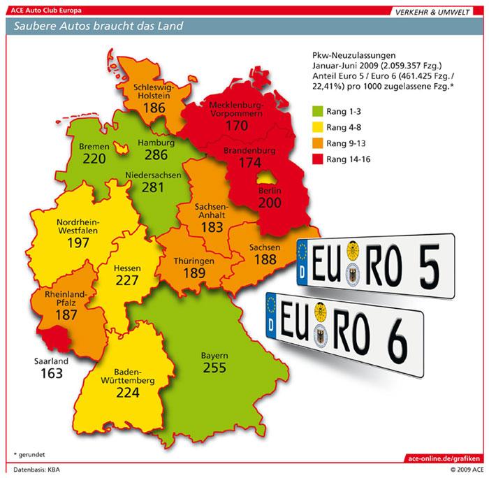 Stuttgart Umweltzone Karte Umweltzonen In Deutschland 2019 12 20
