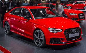 Audi Weltpremieren Auf Dem Genfer Autosalon 2017